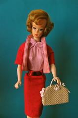 Before Makeover Uneeda head with Barbie Reproduction Body (Retro Mama69) Tags: barbie wendy clone uneeda