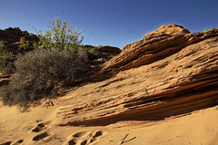 20160323-IMG_2481_DXO (dfwtinker) Tags: arizona water rock stone sunrise sand desert w page dfw whitaker glencanyondam pageaz kevinwhitaker dfwtinker ktwhitaker worthtexastraveljapan whitakerktwhitakerktwhitakervideomountainstamron