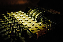 Enigma Crypto Machine (Latente  www.latente.it) Tags: germany enigma crypto alanturing turing cryptography crittografia museodellascienzadellatecnica