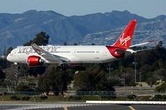 "Virgin Atlantic 787-900 Dreamliner ""Oliva Rae"" (G-VCRU) LAX Approach 3 (hsckcwong) Tags: lax virginatlantic 787 dreamliner virginatlanticairways 7879 787900 gvcru"