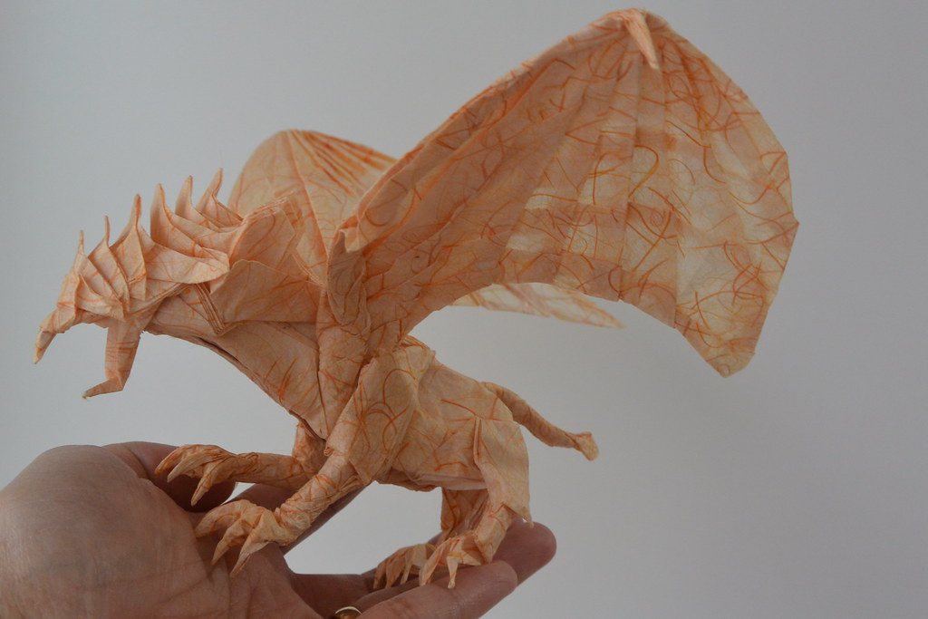 Gryphon Kade Chan Origami T My Tags