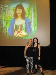Mindy Dillard and Holly Finlay