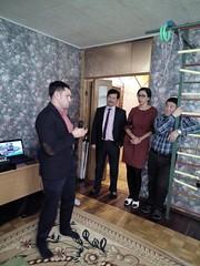 the speech of Mr. Vladislav Tolomosov, father of two children with autism (COCAFoundation) Tags: kazakhstan coca autism astana