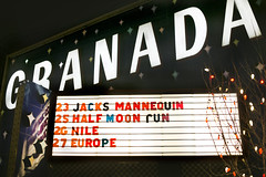 10 Years in Transit (amylanephoto.com) Tags: california marquee lawrencekansas granadatheater andrewmcmahon jacksmannequin andrewmcmahoninthewilderness amitw 10yearsintransit