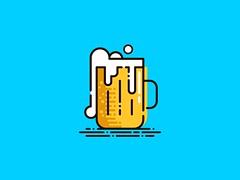 It's Beertiful! (ijstheedribbble) Tags: inspiration apple design tv graphic screensaver popular dribbble iftt