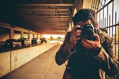 Cazador (clandestinox21) Tags: peru yellow canon photography nikon photographer lima perspective 7d hunter fotografia miguelrueda jesusguerrafotografia
