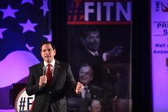 Marco Rubio (Gage Skidmore) Tags: new town hall florida senator president nation first hampshire marco republican primary rubio fitn 2016