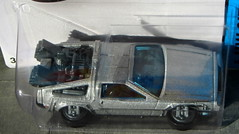 Hot Wheels Back To The Future Time Machine Hover Mode HW CITY 2015 - 1 Of 5 (Kelvin64) Tags: city hot back time wheels machine future to mode hover hw the 2015