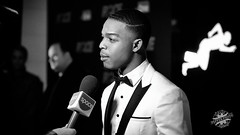The Race Red Carpet (FunkyPepper) Tags: bw toronto canada 16x9 stephanjames scotiabanktheatre theracemoviepremiere