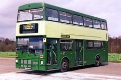 Country Bus (Vernon C Smith) Tags: bus rally 2006 cobham metrobus