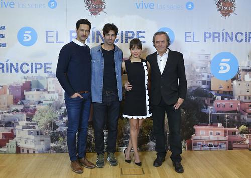 Foto de familia - Rueda de prensa - El desenlace