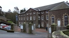 New Lanark video panorama (byronv2) Tags: panorama building history industry architecture scotland clyde video unescoworldheritagesite unesco worldheritagesite newlanark robertowen industrialmuseum industrialheritage clydeside clydevalley