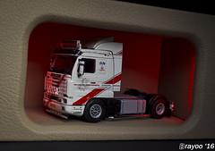Chickliner Int. Transport (NL) (Brayoo) Tags: interior modification scania hazeleger chikliner