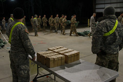 160208-A-DP764-004 (2nd Brigade Combat Team) Tags: us nc unitedstates military northcarolina division deployment paratroopers airfield fortbragg paratrooper 82ndairbornedivision 2ndbrigadecombatteam 1stbct emergencydeploymentreadinessexercise globalresponseforce outloadsupport jointforcibleentryoperation
