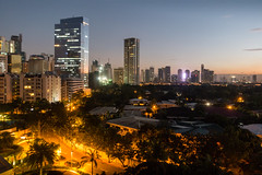 manila (Homemade) Tags: morning sunrise dawn philippines manila makaticity peninsulahotel sonydscrx100