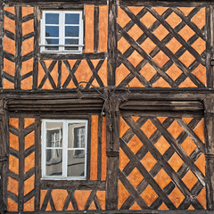 colombages DxOFP LM8+281001723 (mich53 - Thanks for 2500000 Views!) Tags: house france history window colors architecture histoire ville colombage dreux timbered fachwerkhaus timberedhouse eureetloir leicam8 tlmtre elmaritm28mmf28asph dxofp