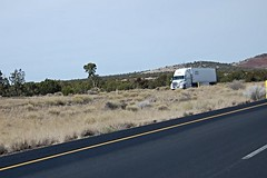 Freightliner (AZ Ashman 88) Tags: truck transport semi northernarizona trucking 18wheeler tractortrailer bigrig freightliner largecar