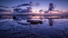 The Blue Hour @ Long Reef (RoosterMan64) Tags: longexposure panorama seascape australia nsw longreef northernbeaches rockshelf leefilters