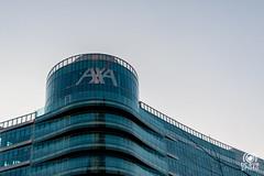 AXA (andrea.prave) Tags: milan architecture arquitectura milano palace architektur palazzo  architettura axa miln portagaribaldi mailand    assicurazioni