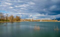 lake Zajarki (060) (Vlado Ferenčić) Tags: clouds cloudy lakes croatia hrvatska nikkor173528 nikond600 zaprešić zajarki lakezajarki