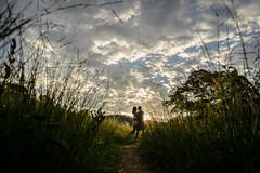 Sunset. (felipepfaria) Tags: sunset brazil brasil couple pôrdosol carnaval casal baependi sony16mm28 sonya6000 felipefaria felipepfaria andreelili
