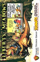Liberty Meadows 06 Back Cover (zigwaffle) Tags: animals humor comicbook 1997 frankcho libertymeadows