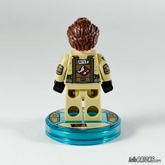 REVIEW LEGO Dimensions 71228 Ghostbusters (Level Pack) (hello_bricks) Tags: lego review pack ghostbusters revue dimensions petervenkman 71228 levelpack sosfantomes legodimensions hellobricks