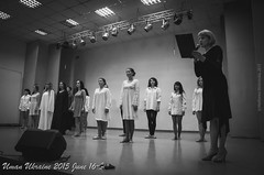 DSC_0310 (imramianna) Tags: show portrait people bw female dance university theatre performance ukraine uman visavis musicalperformance contemp