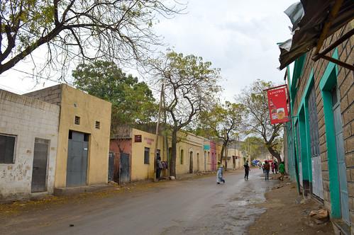 Kafira road