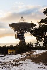 groe Schssel (Housetier84) Tags: dish satellite bowl latvia soviet spy sovietunion cccp lettland udssr
