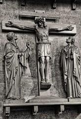 Goede-Vrijdag (Don Pedro de Carrion de los Condes !) Tags: donpedro d700 goedevrijdag pasen voorjaar crucifix geloven kruis beeld beeldengroep paasdag christelijk feestdag religie deheerkruisiging opstanding