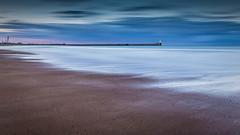Blyth Pier (f22 Digital Imaging) Tags: longexposure seascape pier northumberland blyth northeastengland 10stop hoyaprond1000
