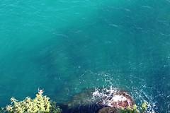 foam (gavriele90) Tags: sea italy panorama costa landscape coast italia mare foam puglia paesaggio schiuma polignano