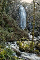 Fervenza de Augacaida (Pat Celta) Tags: paisajes nature landscape nikon d70 paisaje galicia galiza invierno lugo panton fervenza nikkor18140mm