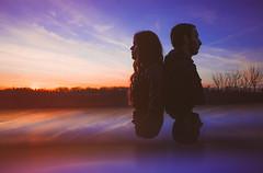 Jordanne & Austin // Goderich, Ontario // City of Goderich // 2016 // Engagement
