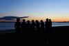 Sunset silhouettes (juliereynoldsphotography) Tags: sunset silhouette hale rivermersey julierobinson juliereynolds