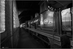 Sheffield Park Railway (Nathan Dodsworth Photography) Tags: heritage train industrial transport steam locomotive