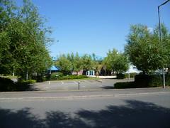 SC6-172 - Dawnfresh, Uddingston - car park (Droigheann) Tags: udd