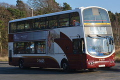 742 (Callum's Buses & Stuff) Tags: bus buses edinburgh gemini lothian mader madder balerno lothianbuses edinburghbus b7tl madderandwhite madderwhite busesedinburgh buseslothianbuses