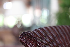 Dreaming of a place where I can relax (MomOfJasAndTam) Tags: tree relax chair dof bokeh patterns resort depthoffield lobby wicker rattan puntacana