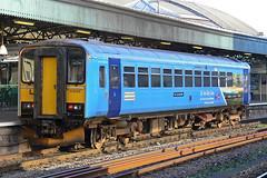 153329 at Bristol Temple Meads (Railpics_online) Tags: 153329 bristol templemeads class153 diesel multipleunit pacer dmu sprinter dieselmultipleunit passenger train railcar railway uk