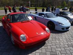 Porsche 959 + Carrera GT (Bschatz2) Tags: porsche carreragt 959