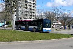 Neoplan 256 (V-Foto-Zrich) Tags: bus zrich autobus neoplan vbz verkehrsbetriebe zrilinie centroliner n4516