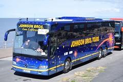 BJ16KYY  ''Euro Explorer''  Johnson Bros, Worksop (highlandreiver) Tags: bus mercedes benz coach brothers rally johnson bros blackpool kyy worksop tourismo bj16 bj16kyy