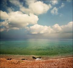 At the dawn of time (Katarina 2353) Tags: summer seascape film landscape nikon europe greece rhodes rhodos katarinastefanovic katarina2353