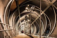 Al final del tunel... (TALOS300) Tags: bridge puente arquitectura nikon d810 tamron2470 nikond810