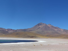 . (^Sandra^) Tags: viaje lake desierto vacaciones sanpedrodeatacama lagunamiscanti