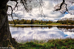 20160430-View Across The Lake-0004.jpg (Pat_J1) Tags: sky lake water clouds reflections wicklow laois greystonescameraclub