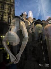 dolls from Vienna (werk-2at) Tags: vienna wien street city light color art canon photography austria licht doll schaufenster ostern alessandra reflexion spiegelung bunt puppe farben spaziergang werk2 seitz artpic storemannequin avalaiblelight