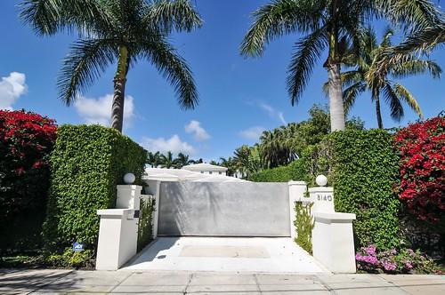 Дом Шакиры в Майами